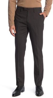 "Louis Raphael Plain Sharkskin Pants - 30-34"" Inseam"