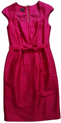 Hobbs Pink Wool Dress for Women