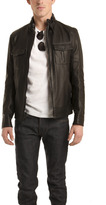Rag and Bone Rag & Bone Hoxton Leather Jacket