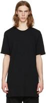 11 By Boris Bidjan Saberi Black Overlong T-shirt