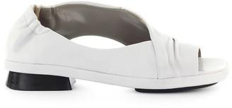 Ixos Silene Chalk-colored Flat Sandal