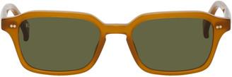 Raen Orange Boyd Sunglasses
