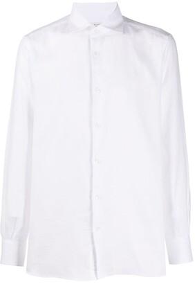 Glanshirt Regular-Fit Linen Shirt