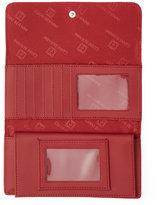 Bernini Giani Wallet, Softy Leather Back Zip Clutch