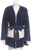 Sonia Rykiel Pure Fleece Wool & Angora-Blend Cardigan