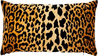 D.V. Kap Home Jamil Velvet Bolster Pillow