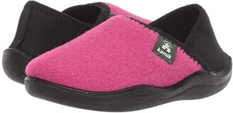 Kamik Cozytime (Toddler/Little Kid/Big Kid) (Magenta) Girls Shoes