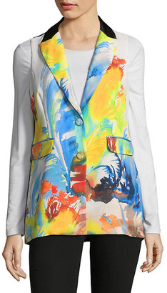 Robert Graham Peak Lapel Vest