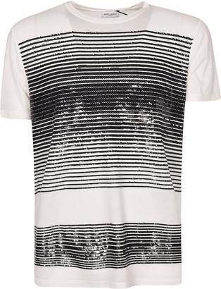 Saint Laurent Sequined T-shirt
