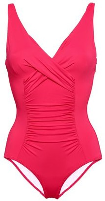 Jets Flora Ruched Underwired Swimsuit