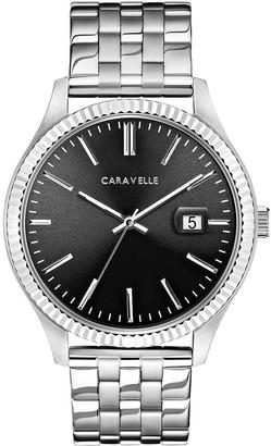 Caravelle by Bulova Men's Goldtone Bracelet Watch