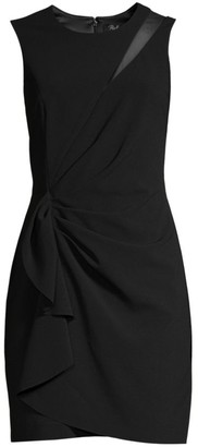 Parker Black Adair Combo Dress