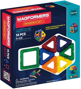 Magformers 14-pc. Designer Set