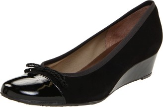 French Sole FS NY Women's Diverse Wedge Pump