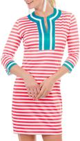 Gretchen Scott Bright Stripe Dress