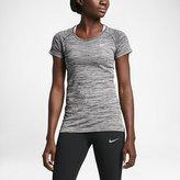 Nike Dri-FIT Knit Women's Short Sleeve Running Top