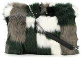Diesel large furry clutch