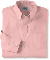 L.L. Bean Wrinkle-Free Pinpoint Oxford Cloth Shirt