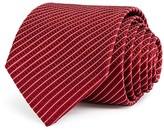 Armani Collezioni Thin Stripe Classic Tie