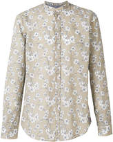 Manuel Ritz printed long sleeved shirt