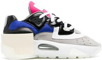 MM6 MAISON MARGIELA Multi-Panel Design Sneakers