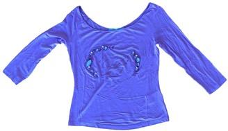 Blumarine Purple Top for Women