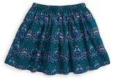 Tea Collection Toddler Girl's Cadha Print Twirl Skirt