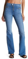 J Brand Katie High Rise Flare Jean