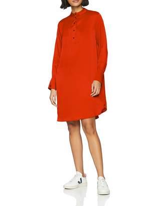 Scotch & Soda Maison Women's Shirt Dress in Viscose Quality