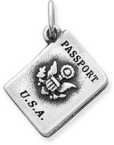 James Avery Jewelry James Avery Sterling Silver Passport Charm