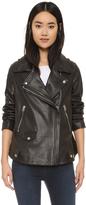 Acne Studios Swift Leather Jacket