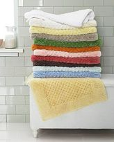 Collection Solid Cotton Bath Rug