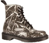 Dr. Martens Pascal Marble Effect Patent Leather Boots