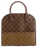 Louis Vuitton Iconoclasts Christian Louboutin Shopping Bag