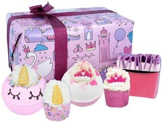 Bomb Cosmetics Unicorn Princess Bath Bomb Giftset