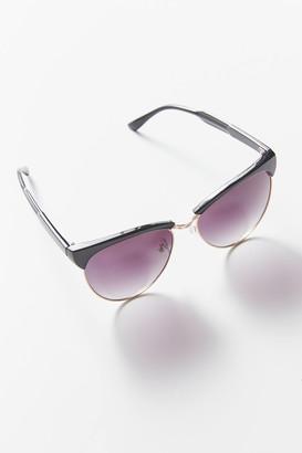 Serena Half-Frame Sunglasses