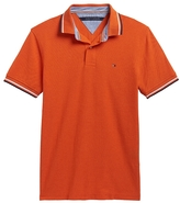 Tommy Hilfiger Solid Wicking Polo