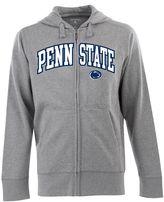 Antigua Men's Penn State Nittany Lions Signature Zip Front Fleece Hoodie