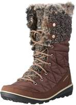 Columbia Heavenly Omni-Heat Knit Snow Boot Winter Shoe - Womens