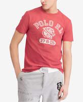 Polo Ralph Lauren Men's Custom Slim Fit Slub Jersey T-Shirt
