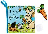 Jellycat I Am A Bunny Soft Book
