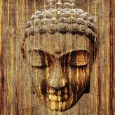 Parvez Taj Buddha Art Print on Canvas