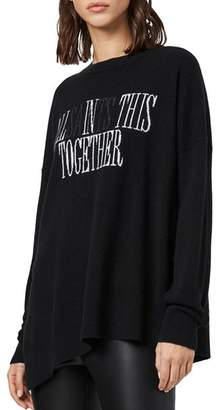 AllSaints Together Cashmere Sweater