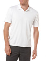 Perry Ellis Big and Tall Open Placket Polo