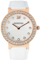 Swarovski 1185830 Rose Gold-Tone & White Watch