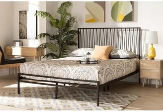17 Stories Bassick Platform Bed Size: Full