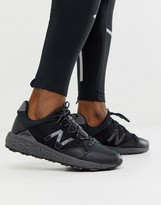 New Balance Running Grag trail sneakers in black