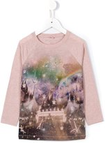 Stella McCartney circus print T-shirt