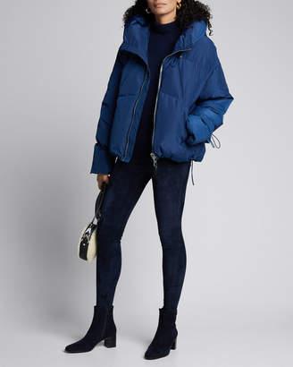 Nicole Benisti Matignon Drawcord Puffer Coat