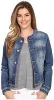 Jag Jeans Dixie Jacket Capital Denim in Blue Carbon